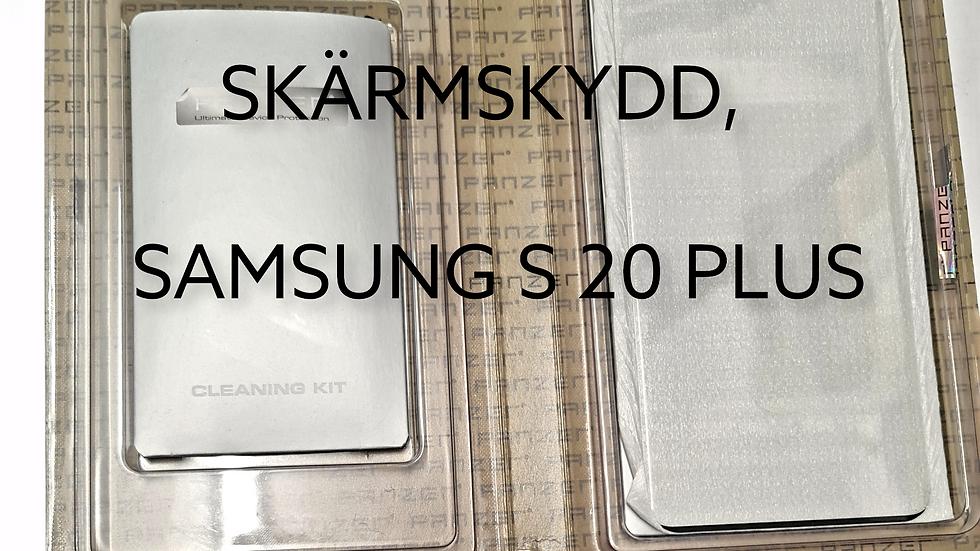 SKÄRMSKYDD,  SAMSUNG S 20 PLUS