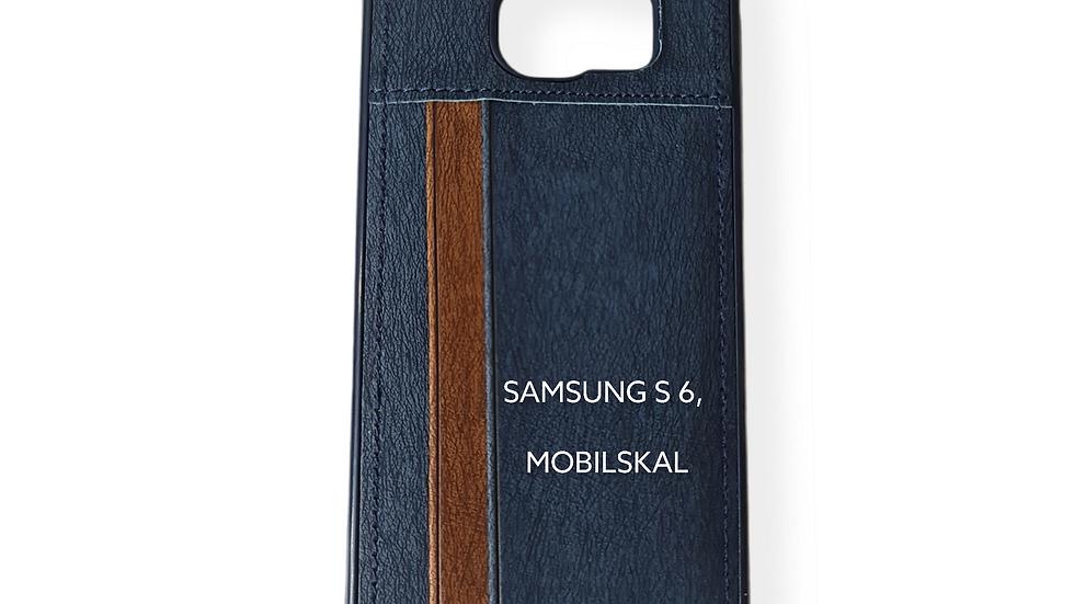 SAMSUNG S 6, MOBILSKAL