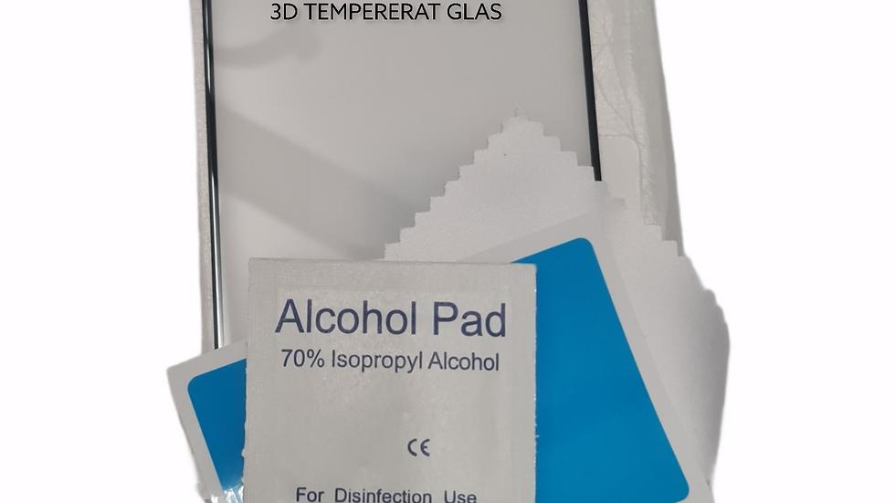SKÄRMSKYDD,  SAMSUNG A 71 3D TEMPERERAT GLAS