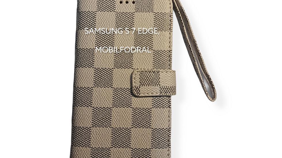 SAMSUNG S7 EDGE , MOBILFODRAL