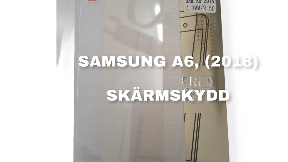 SAMSUNG A6, ( 2018) , SKÄRMSKYDD