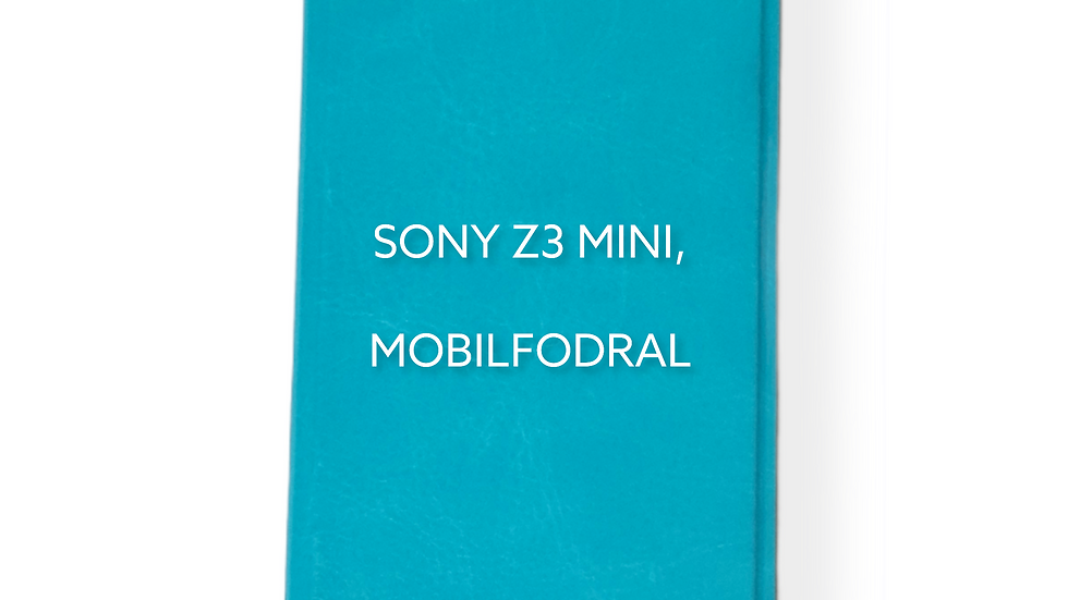 SONY Z3 MINI, MOBILFODRAL