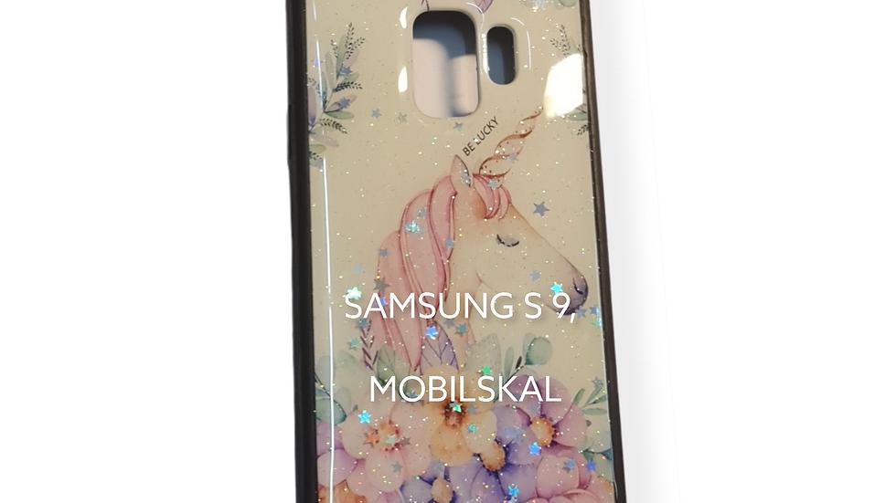 SAMSUNG S 9, MOBILSKAL