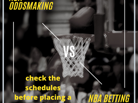Travel, More Than The Home Court, Is The Key Factor In Nba Betting
