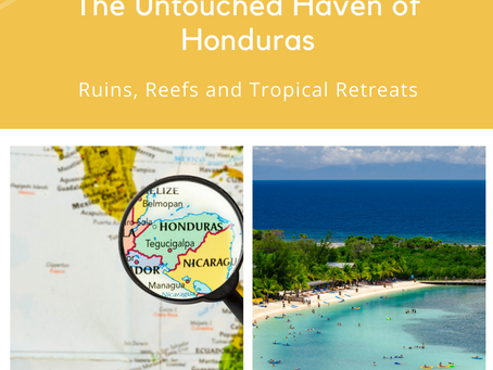 The Original Banana Republic - Honduras Travel Information