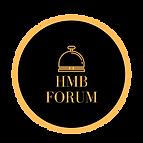 HMB FORUM black gold logo.png
