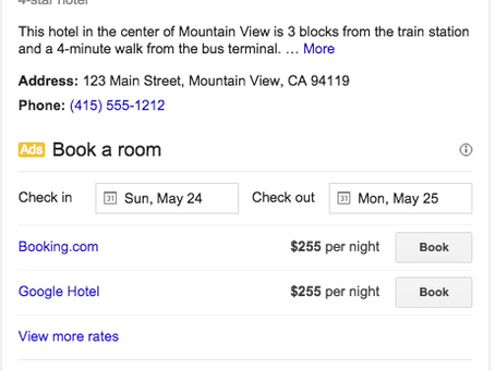 3 Reasons Your Hotel Property needs Google My Business