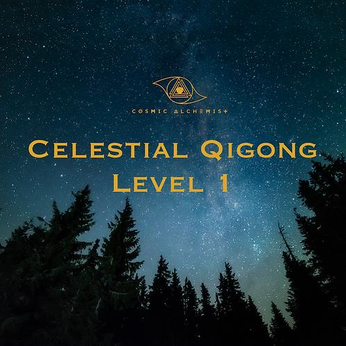 Celestial Qigong Level 1