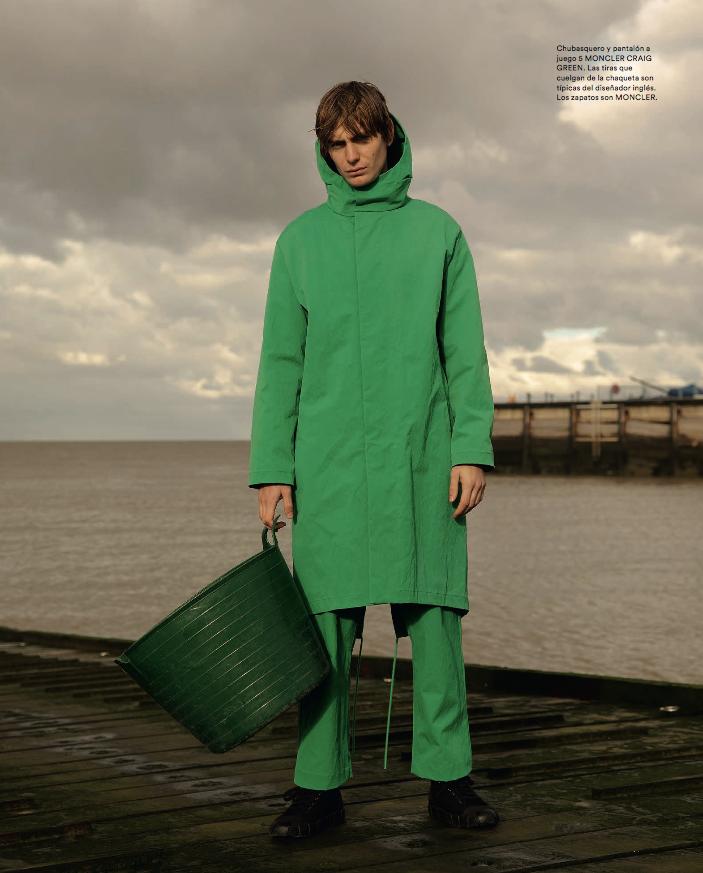 Icon Magazine by David Gomez Maestre + Angela Librero