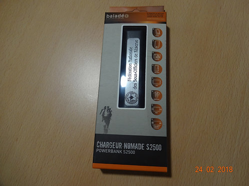 CHARGEUR NOMADE USB