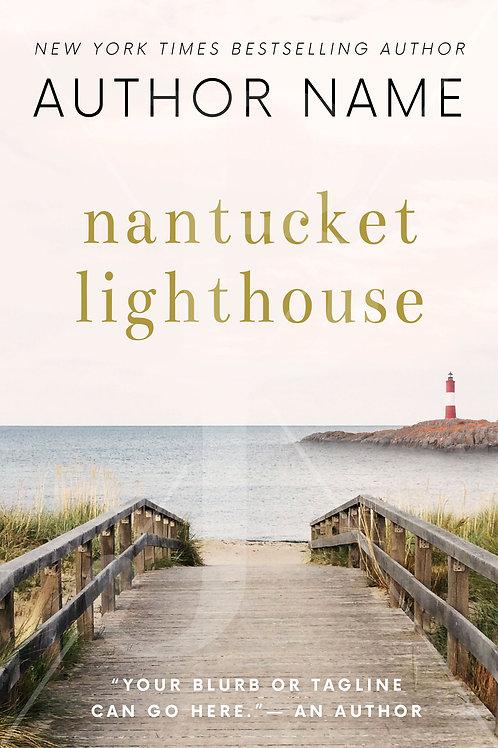 Nantucket Lighthouse Premade