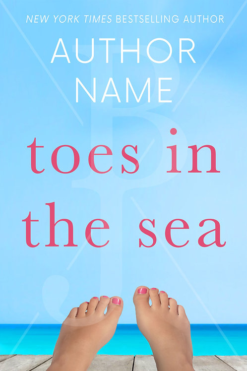 Toes in the Sea Premade