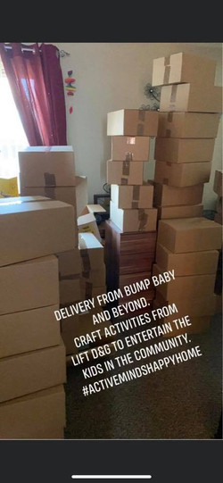 Bump Baby and beyond donation