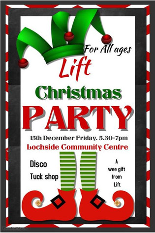 ___ ITS FREE _____Kids Christmas party,