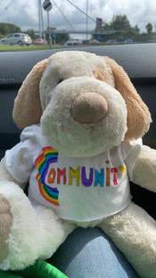 """His name is """"UNITY"""" IN OUR COMMUNITY"""