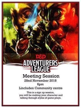 Tonight Lincluden community centre 6pm,