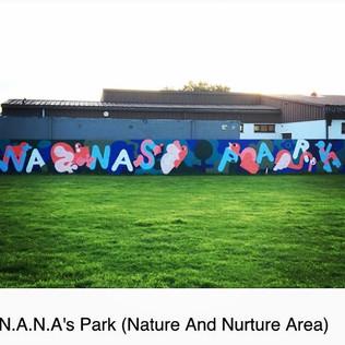 N.A.N.A's Park. #NatureAndNurtureArea #L