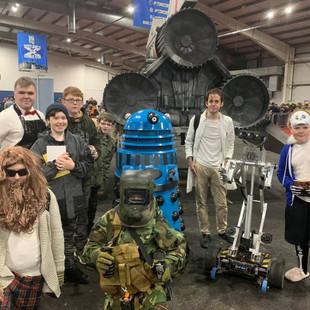 Edinburgh Comiccon 2019
