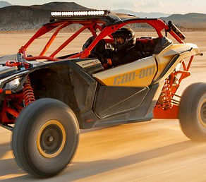 ATV Riding Las Vegas