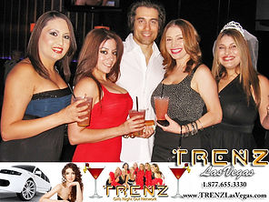 Trenz Las Vegas Customer Review Maggie W