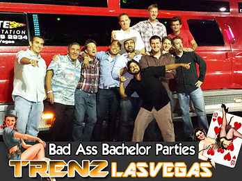 Earl Bachelor Party Photo
