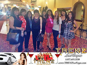 Trenz Las Vegas Customer Review Jasmine C