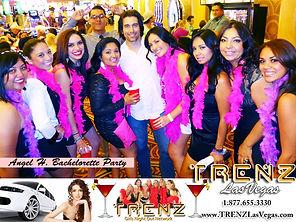 Trenz Las Vegas Customer Review Sylvia P