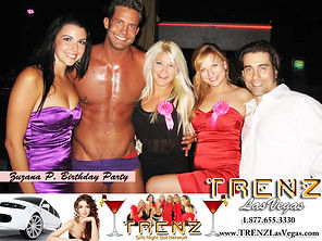 Trenz Las Vegas Customer Review Zuzana P