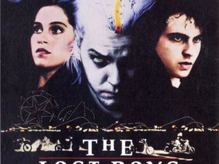 Talking Lost Boys w/ The Telegraph!