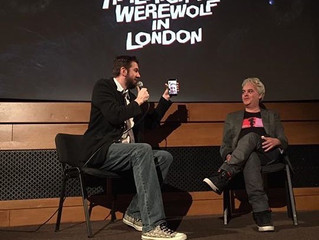 American Werewolf screening Recap!