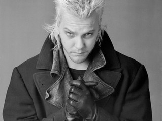 Kiefer Sutherland joins LOST BOYS book!