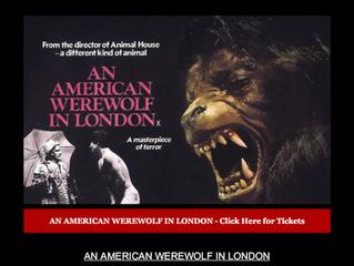 American Werewolf screening @ The PCC
