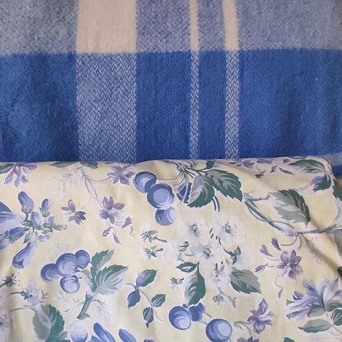 Dutchess Coat - Blue check