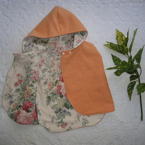 Reversible Pixie Vest - Peach