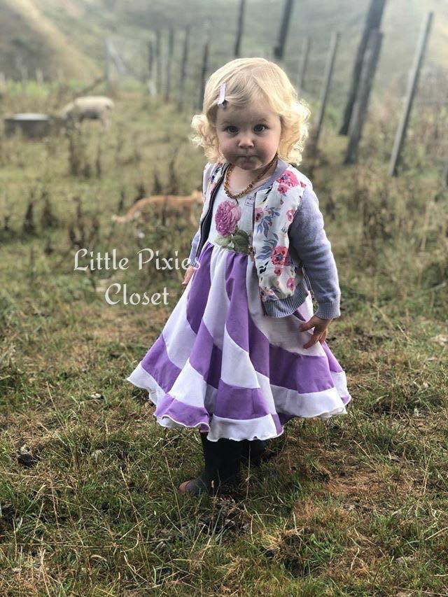 Pixie Swirl Dresses