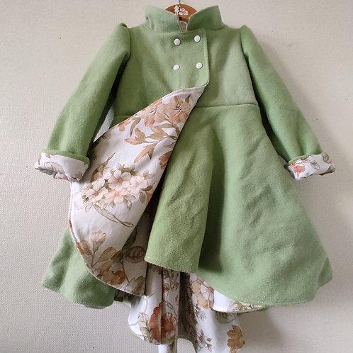 Dutchess Coat - Green