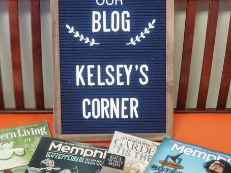 "Welcome to the ""Kelsey's Corner"" Blog!"