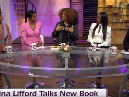 "Sister Circle | Tina Lifford Talks Inner Fitness & ""The Little Book Of Big Lies"""