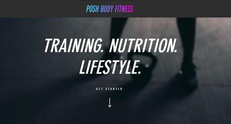 Posh Body Fitness (Archived)