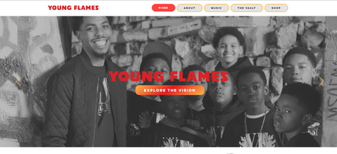 The Young Flames