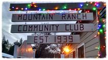 Mountain Ranch Community Center