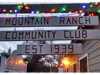 Mountain Ranch Community Center