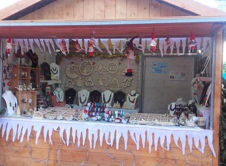 Marché de Noël de Mandelieu