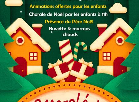 Marché de Noël de PEYMEINADE