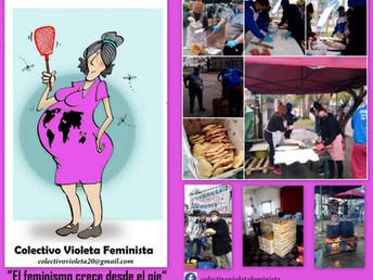 EL FEMINISMO CRECE DESDE EL PIE