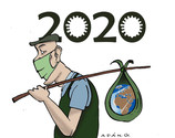 Crisis mundial y pandemia