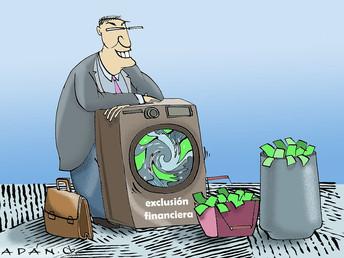 Exclusión Financiera en la LUC