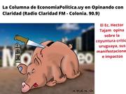 """Uruguay en la coyuntura. En """"Opinando con Claridad"""" por Radio Claridad FM 90.9."""