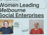 Women Leading Melbourne Social Enterprises