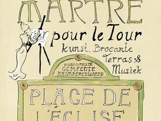 Montmartre Pour le Tour